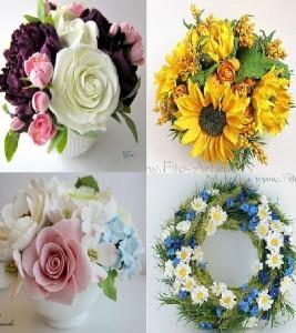 Цветы из полимерной глины - заработок на дому