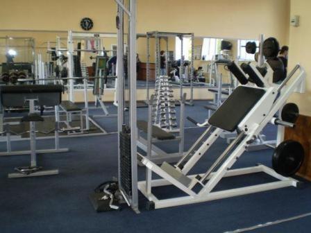 Организация фитнес клуба
