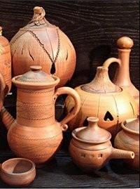 Бизнес в деревне - гончарное дело