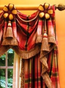Малый бизнес для женщин – пошив штор