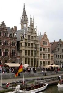 Самостоятельные туры по Бельгии в Гент