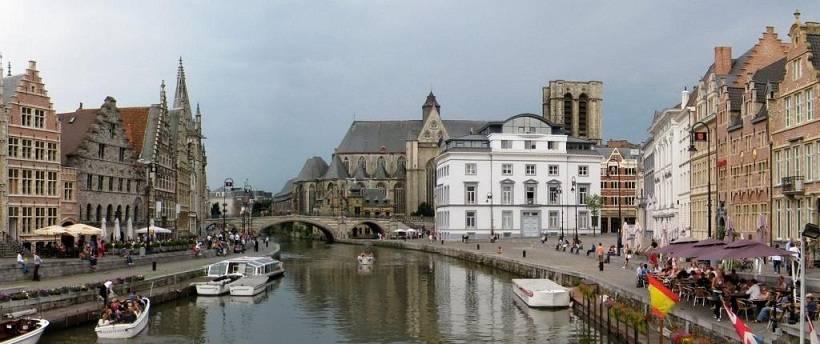 самостоятельные туры в бельгию