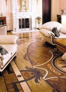 Красивые и экологичные напольные покрытия