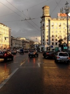 Самый крупный владелец недвижимости на Тверской