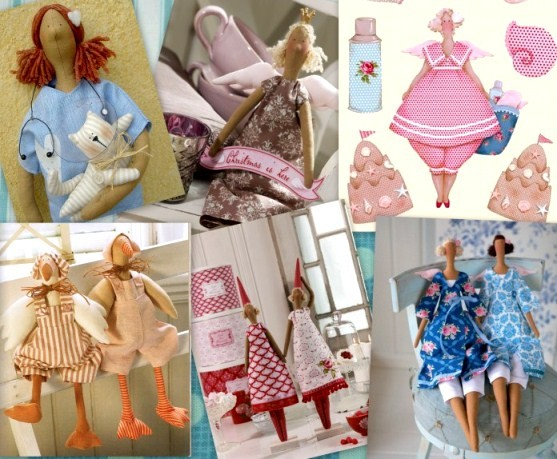 Кукла Тильда: успешный женский бизнес