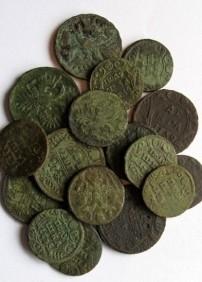 Новгородский музей получил уникальную коллекцию старых монет России