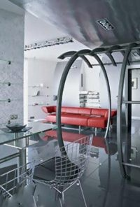 Клининг современной мебели