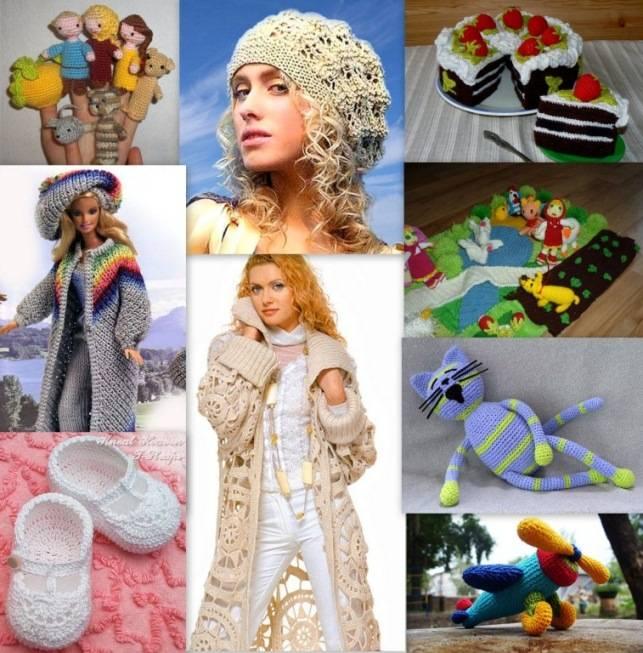 Бизнес без вложений для женщин: вязание крючком на заказ
