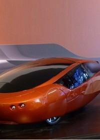 С помощью 3D-принтера создан настоящий автомобиль