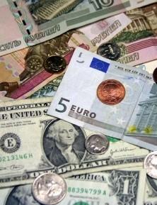 За неделю международные резервы России снизились на 11 миллиардов долларов