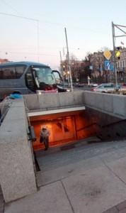 Москва заработает на рекламе в пешеходных переходах