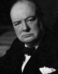 Уинстон Черчилль придет на смену Элизабет Фрай
