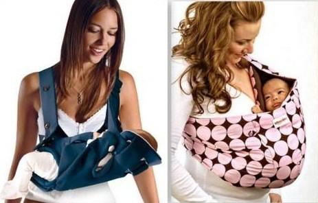Слинги и кенгуру - бизнес без вложений для женщин в декрете
