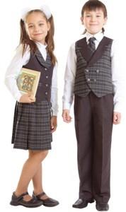 Бизнес по пошиву школьной формы