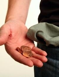 Что делать если закончились деньги