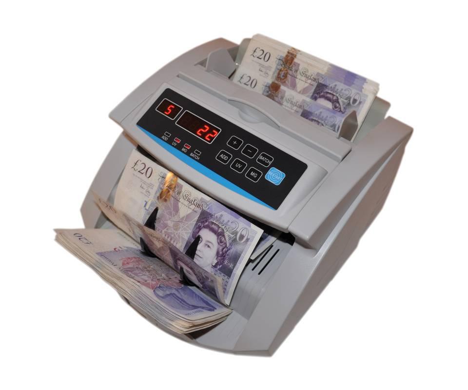Выбирайте свой счетчик и детектор денег