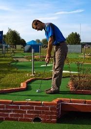 Как создать мини-гольф клуб