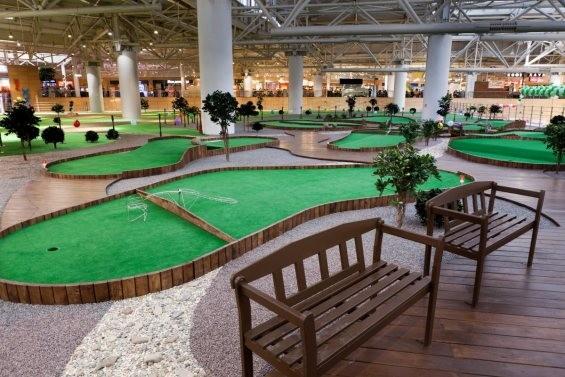 Как организовать мини-гольф клуб