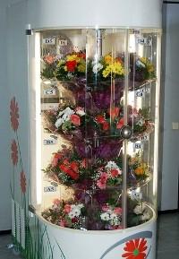 Новое направление цветочного бизнеса: вендинг