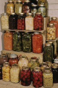 Бизнес идея. Изготовление консервированных овощей