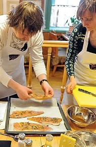 Бизнес идея. Открытие своей кулинарной школы