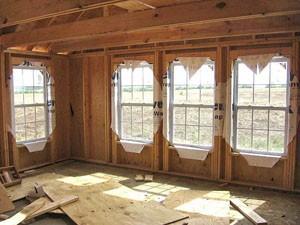 Ремонт и реставрация загородных домов