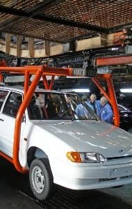 В России снизились объемы продаж автомобилей