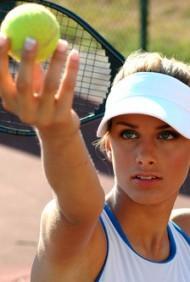 Бизнес идея. Большой теннис