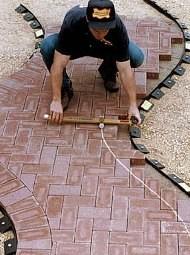 Бизнес идея. Производство тротуарной плитки