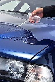 Нанопокрытие автомобиля