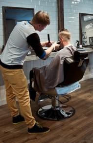 Бизнес идея. Мужская парикмахерская