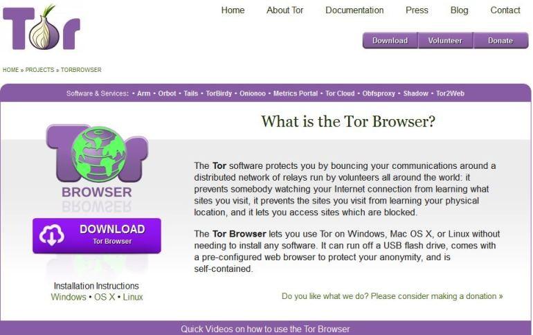 Глубокая паутина (deep web) – тайный интернет