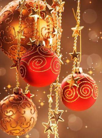 Производство стеклянных новогодних украшений