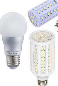 Бизнес идея. Сборка светодиодных ламп