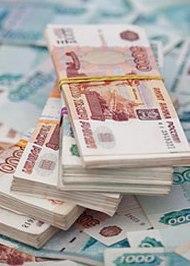 Рубль укрепился за счет хорошего платежного баланса