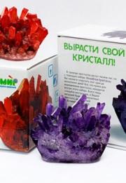Выращивание кристаллов приносит внушительную прибыль