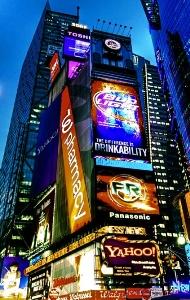 LED-панели на Таймс-сквер: как захолустье превратилось в визитную карточку «Большого яблока»