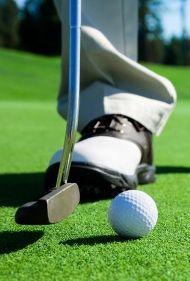 Бизнес идея. Игра в гольф