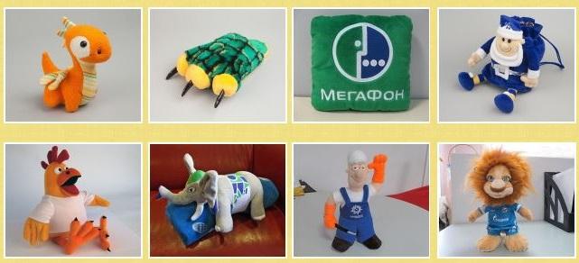 Корпоративные игрушки на заказ