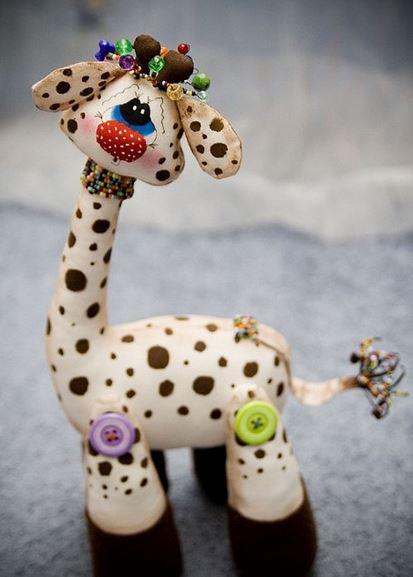 Собственное дело: пошив мягких игрушек на заказ
