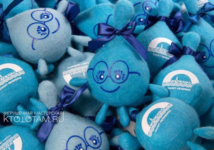 Бизнес на пошиве корпоративных игрушек