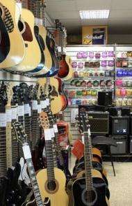 Бизнес идея. Продажа музыкальных инструментов