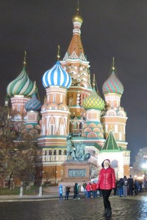 Москва: неделя в осенней столице