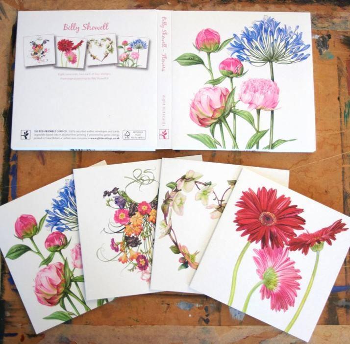 Flower cards бизнес