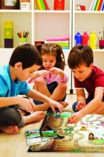 Детская студия в ТРЦ
