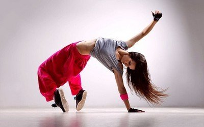 Бизнес для женщин - школа танцев