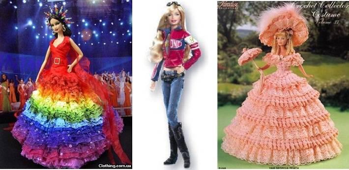 Планы для платьев для кукол