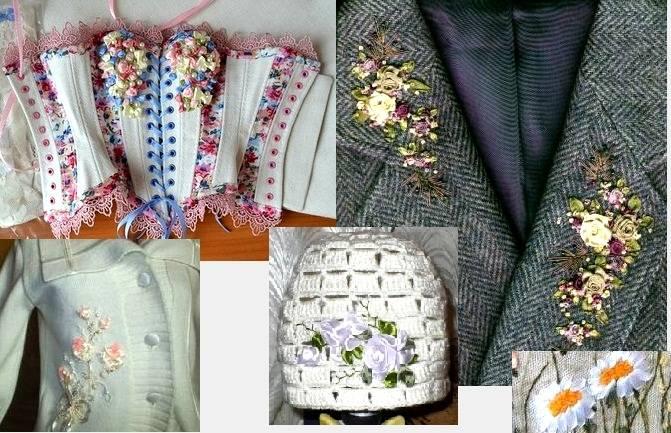 Вышивка на одежде бизнес