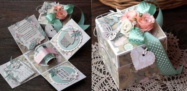 Оригинальный подарок из денег молодоженам на свадьбу фото