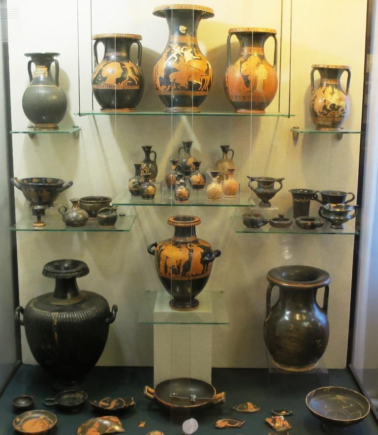 Воруем идеи у керамики Боспорского царства.